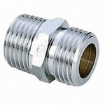 Metal Pipe Fitting Nipple