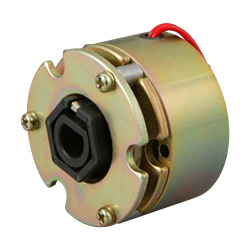 Micro Spring-actuated-type-permanent-magnet-actuated brake (for retention and emergency stop)
