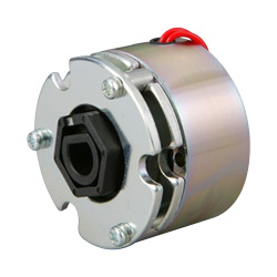 Micro Spring-actuated-type-permanent-magnet-actuated brake (for braking) MCNB10GS