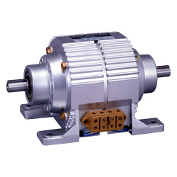 Dry Type Single Disc Electromagnetic Clutch and Brake Unit (Split Shaft)