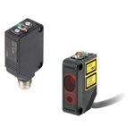 Laser type small amplifier built-in photoelectric sensor [E3Z-LT/LR/LL]