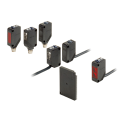 Photoelectric Sensors with built-in small amplifier [E3Z]