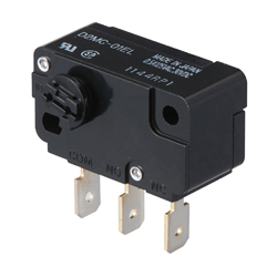 Light Torque Small Basic Switch, D2MC