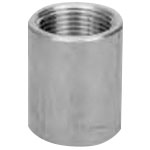 Stainless Steel Screw-in Fitting, Socket, Tapered Female Thread ST