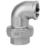 Stainless Steel Screw-in Fittings, Union Elbow UL