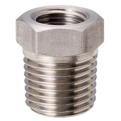 Stainless Steel Screw-in Fitting, Hexagonal Bushing B