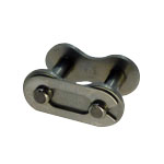 Stainless steel chain coupling link
