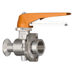 Manual 2-Way Ball Valve