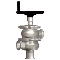 Manual Type F Type Diaphragm Valve