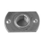 T-Weld Nut (1A) (With Pilot and Dowel)