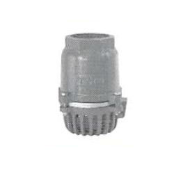 All Cast Iron Half-Opening Screw Type Half-Opening Foot Valve without Lever