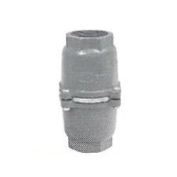 Cast Iron Screw Type Half Opening Intermediate Foot Valve with A Gunmetal Body