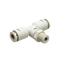 Tube Fitting Chemical Type Tee