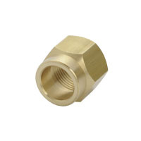 for Sputtering Resistant, Brass Tightening Fitting, Tightening Nut