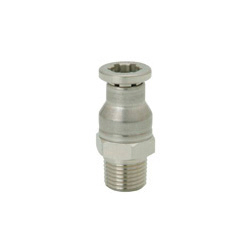 for Corrosion Resistance, SUS316 Fitting, Straight
