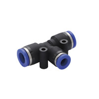 for Corrosion Resistance, Corrosion Resistant SUS303 Equivalent Fitting, Different Diameters Union Tee