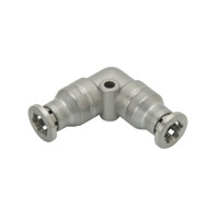 for Corrosion Resistance, SUS316 Fitting, Union Elbow