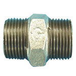 Steel Pipe Fitting, Screw-in Type Pipe Fitting, Nipple