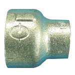 Fitting for Steel Pipes, Screw-in Type Pipe Fitting, Reducing Socket