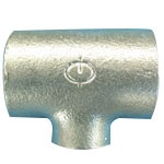 Fitting for Steel Pipes, Screw-in Type Pipe Fitting, Reducing Tee