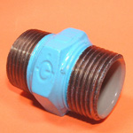 Pipe-End Anticorrosion Fitting, RCF-K Type, Standard Product, Nipple