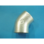 Steel Pipe Fittings, Screw-In Pipe Fitting, 45° Elbow