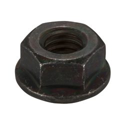 Flange Nut Not Serrated, Left Screw