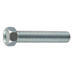 7-Mark Small Hexagon Upset Screw Fine