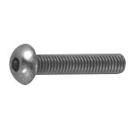 Hex Socket Button Head Cap Screw, Fine, SSS Standard