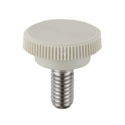 Thumbscrew Round Gray