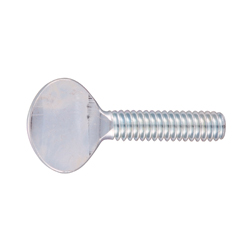 Whitworth Round Fan-Shape Thumb Bolt