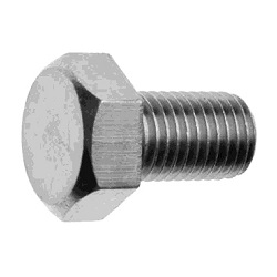 Hex Bolt (Full-thread Screw) (Fine P-1.5)