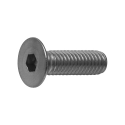 Made by Gosho Factory Hexagon Button Socket Bolt (Flat Cap Screw) (DIN Standard)
