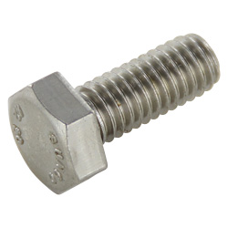 Premier Stainless Steel Hexalobular Bolt (full-threaded)