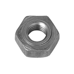 Hex Weld Nut (Welded Nut) with Pilot (DIN Specification)