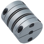 Disc-Shaped Coupling - Clamping Type (Double Disc) - SGL