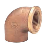 ESLON, Eslo-Coat LX Fitting Gunmetal Hydrant Elbow (SL)
