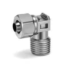 SUS316 Insert Fittings KFG2 Series, Union Elbow KFG2L