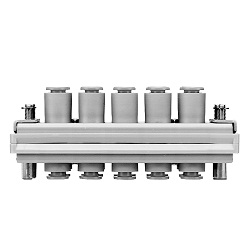 Rectangular Multi-Connector Plug Connector KDM Series