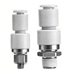 Male Connector KXH (High Speed Type) Rotary One-Touch Fitting