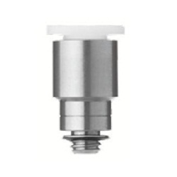 Stainless Steel One-Touch Pipe Fitting KQ2-G Series, Half Union Fitting With Hex Socket KQ2S-G (Gasket Seal)