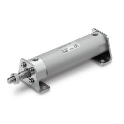 Air Cylinder, Non-Rotating Rod Type, Double Acting CG1K Series