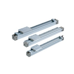 Mechanically Jointed Rodless Cylinder, Linear Guide Type, MY1H-Z Series