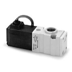 3‑Port Solenoid Valve Direct Operated Poppet Type VKF300 Series