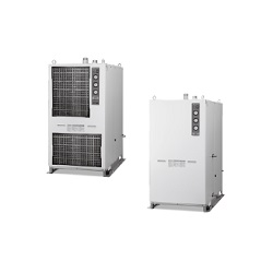 Refrigerated Air Dryer, Refrigerant R407C (HFC), IDF100F/125F/150F Series