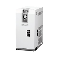 Refrigerated Air Dryer, Refrigerant R134a (HFC) High Temperature Air Inlet, IDU□E Series