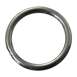 Parts Pack, Double Ring, Stainless Steel