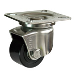 Stainless Steel Low Floor Heavy Load Caster SUHJ
