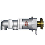 Pressure Rotary Joint Pearl Rotary Joint ACFW (Double Entry Internal Pipe Rotation Flange-Mounted Type)
