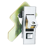 Flush Handle With Push Button A-180